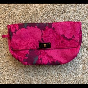 Lanvin clutch - pink floral